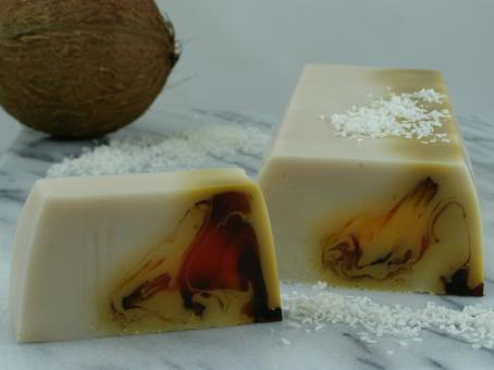 Seife Kokos Duft