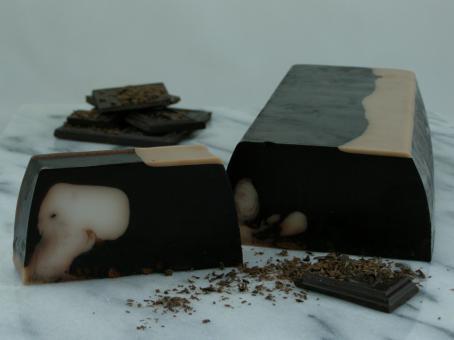 Seife Schokolade