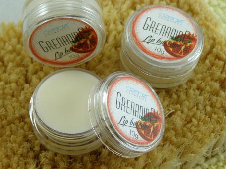 Lippenbalsam Granatapfel