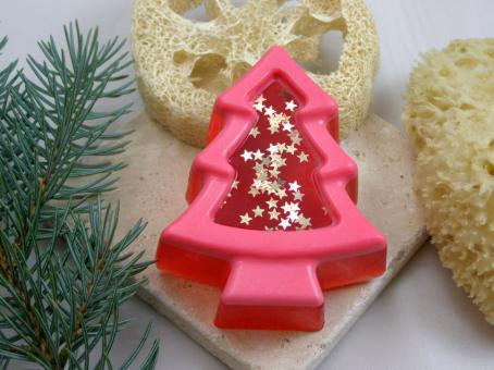Weihnachtsbaum zimtstern in winterseifen online kaufen - Glycerin weihnachtsbaum ...
