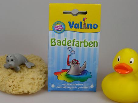 Valino Badefarben