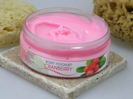 Bodyjoghurt Cranberry